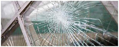 Elland Smashed Glass